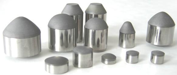 Поликристаллические алмазные резцы(PDC)